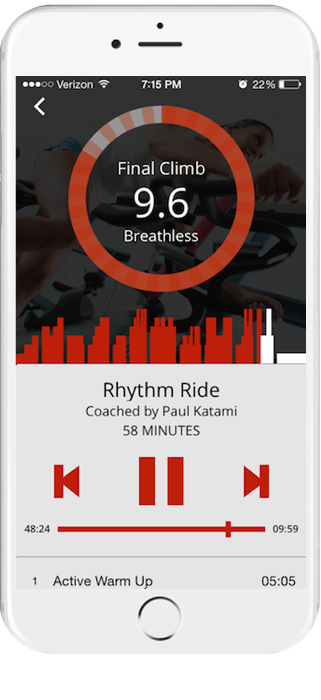 Motion Traxx Audio Workouts Featuring Coaching And Music For